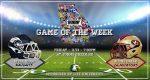 VNN-GA – Week 10 Game of the Week Announced