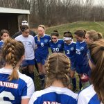 Girls Varsity Soccer beats Heritage Christian Academy 7 – 0