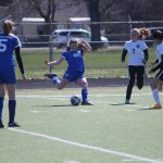 Girls Varsity Soccer ties Northpointe Christian School 2 – 2