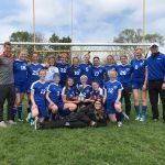 Girls Varsity Soccer beats Lee 8 – 0