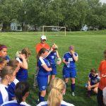 Girls Varsity Soccer beats Wellspring Prepatory 6 – 0