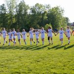 Girls Varsity Soccer beats West Catholic 3 – 2