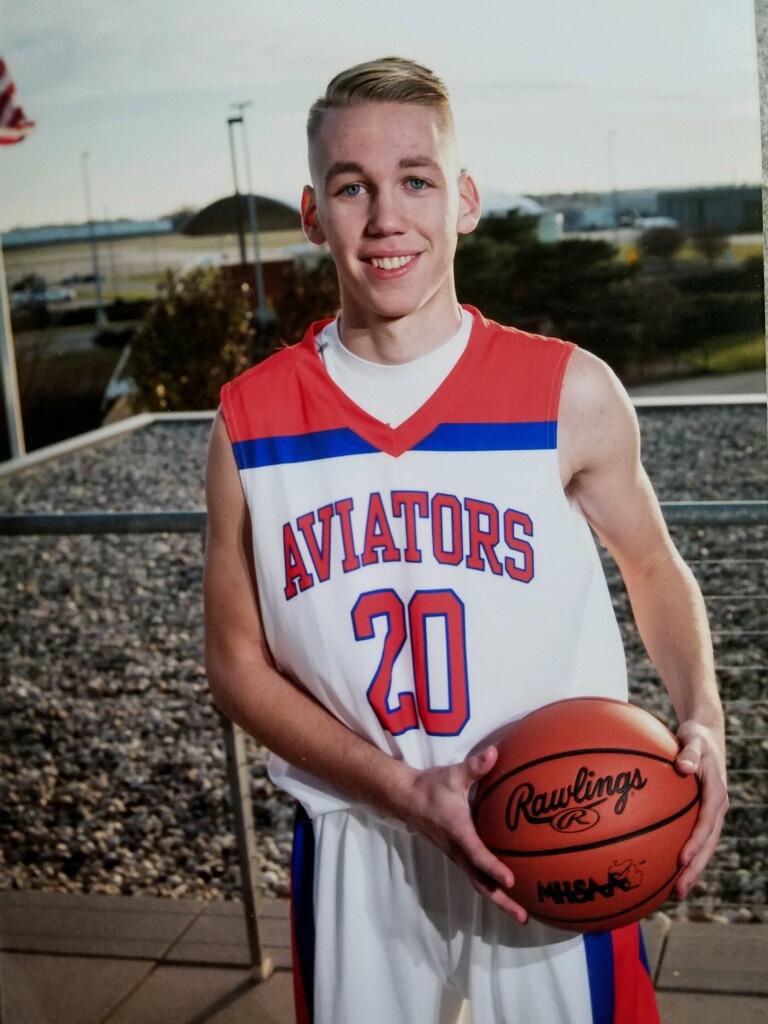 Micah Broersma will be attending WSR College Basketball Exposure camp