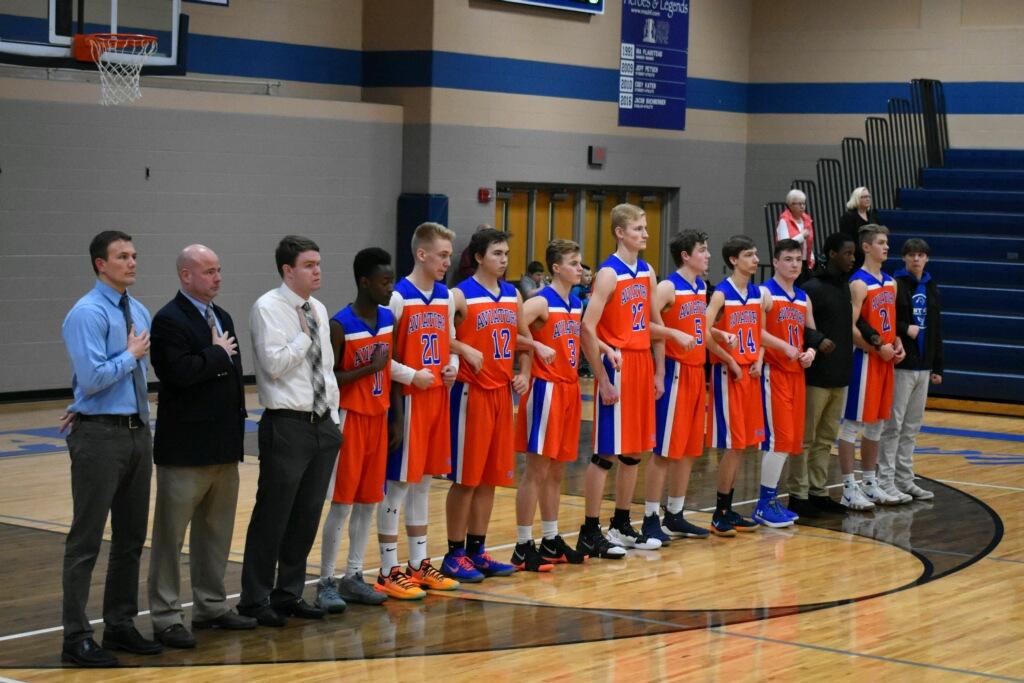 West Michigan Aviation Academy boys basketball team building on last year's success