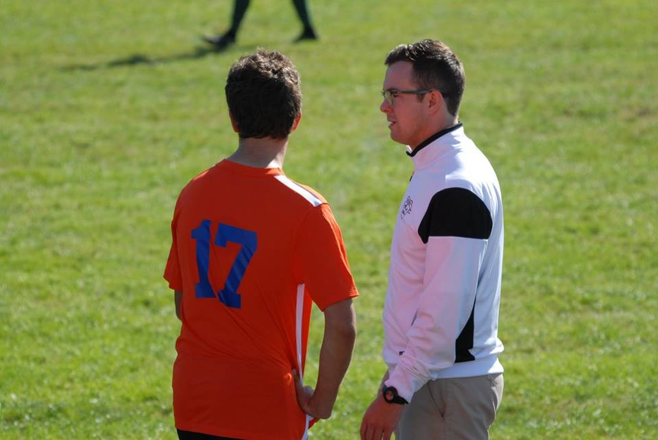New Boy's Soccer Coach – Easton Levi