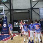 WMAA BOYS VARSITY BASKETBALL TEAM BEATS LEE 50-34 AT THE DELTAPLEX