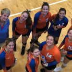 Volleyball goes 1-1  for the week
