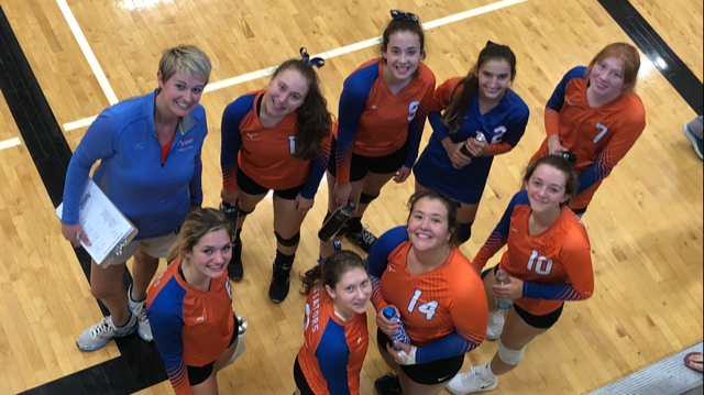 WMAA Girls Volleyball – Academic All State