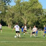 WMAA Varsity Soccer wins 5-0 over rival GR Prep to move to 5-1 in the Alliance League
