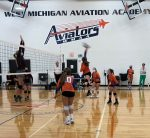 WMAA Volleyball team finding success on and off the court