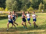 WMAA Cross Country is back at it again in 2020
