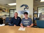 Drew Flick signs to play Baseball at Cornerstone University