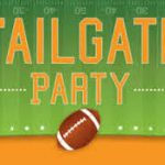 Viking Boosters Tailgate Party