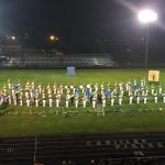 Cadillac hosts Marching Band Review