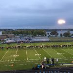 Vikings win on Parent's Night/Senior Night