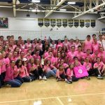 "Cadillac Celebrates ""Dig Pink"" / Parent's Night With a Victory over Alpena"