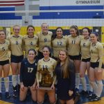 Cadillac Collects Regional Volleyball Championship