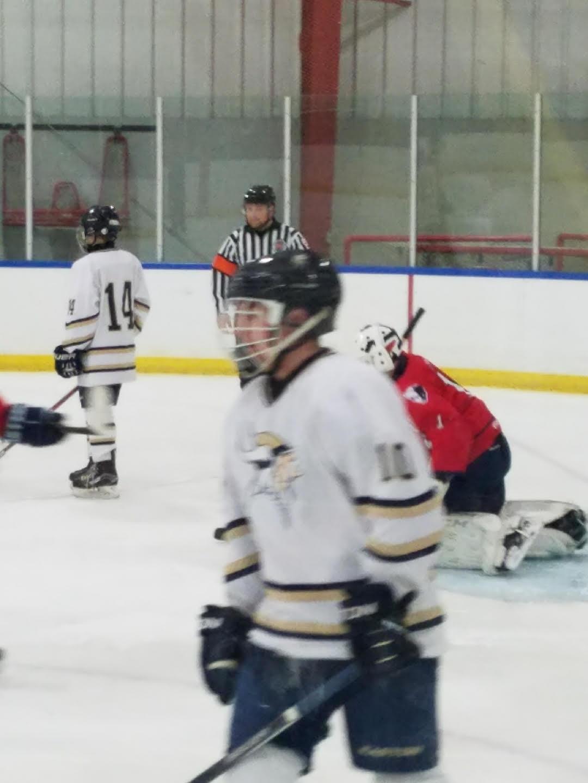Cadillac Hockey Splits Doubleheader with Livonia Franklin