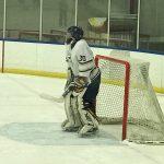 Boys Varsity Hockey beats Gaylord 2 – 0