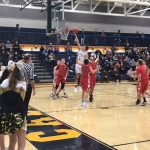 Cadillac Tops Benzie Central in Home Opener