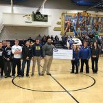 Culver's of Cadillac Donates to Football Program