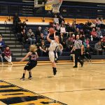 Freshman Girls Basketball Team Remains Undefeated
