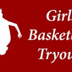 Jr High Girls Basketball Tryouts