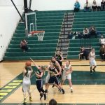Cadillac Girls Fall to McBain