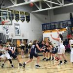 Cadillac Girls Lose to TC St. Francis