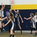 Junior High Girls Basketball Season Kicks Off Against Petoskey