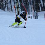 Netzley Defends Division 2 Ski Title