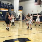 Girls Basketball Sweeps TC Central