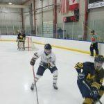 Hockey Nets Win Against Mt Pleasant