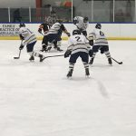 Hockey Ends Regular Season with a Win