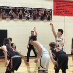 Boys Basketball Advances to District Finals