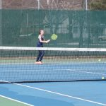 Cadillac Tennis Falls to Central