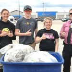 Ecology Club/Athletes Clean Up Roads