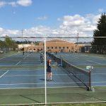Tennis takes Third in BNC Finals