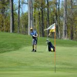Golf Finishes 4th at Gaylord Invite