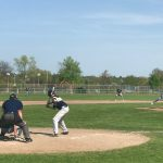 Cadillac Baseball Sweeps McBain