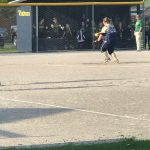 Softball Swept by Mcbain