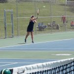 Cadillac Tennis Qualifies for States