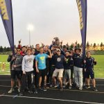 Boys Track Team Wins Regionals, Girls Place Second