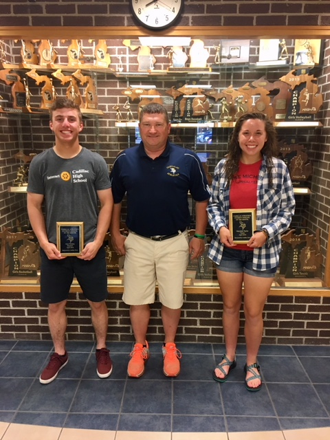 April Scholar Athletes of the Month