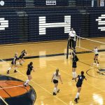 Volleyball Tops Petoskey