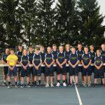 Tennis Team Ties Cardinals
