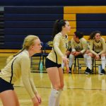 Volleyball Remains Undefeated in BNC