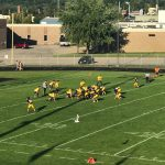 Cadillac Blanks Gaylord in Jr High Football
