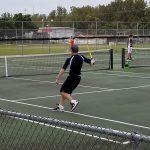 Tennis Team Falls Short