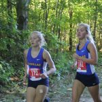 Cross Country 12th and 15th at Meet